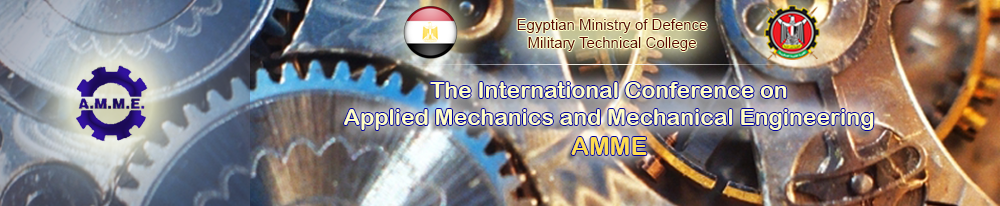 19th INTERNATIONAL CONFERENCE ON APPLIED MECHANICS AND MECHANICAL ENGINEERING AMME-19